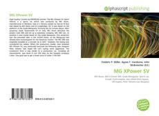Обложка MG XPower SV