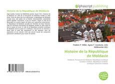 Couverture de Histoire de la République de Moldavie