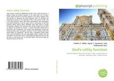 Copertina di God's utility function