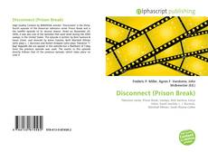 Couverture de Disconnect (Prison Break)