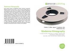 Buchcover von Madonna Filmography