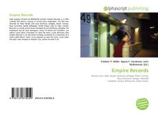 Bookcover of Empire Records