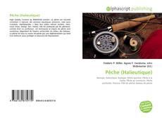 Capa do livro de Pêche (Halieutique)