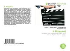 Borítókép a  K. Bhagyaraj - hoz
