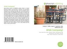 Buchcover von Artek (company)