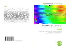Bookcover of MD5