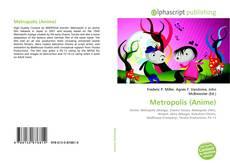 Capa do livro de Metropolis (Anime)