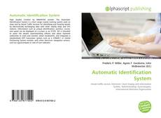 Bookcover of Automatic Identification System