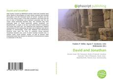 Capa do livro de David and Jonathan