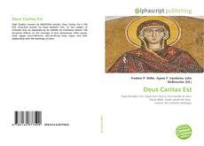Deus Caritas Est的封面