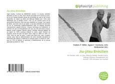 Portada del libro de Jiu-jitsu Brésilien