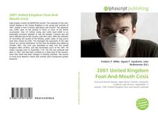 Обложка 2001 United Kingdom Foot-And-Mouth Crisis