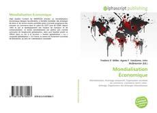 Portada del libro de Mondialisation Économique