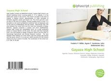 Capa do livro de Gayaza High School