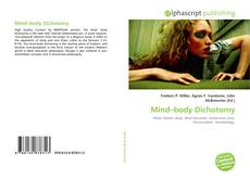 Bookcover of Mind–body Dichotomy
