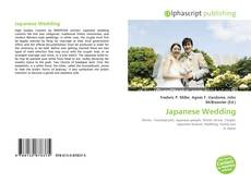 Bookcover of Japanese Wedding