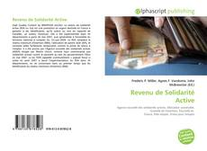 Bookcover of Revenu de Solidarité Active
