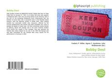 Bookcover of Bobby Deol