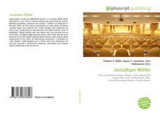 Jonathan Miller kitap kapağı
