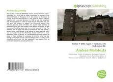 Bookcover of Andrea Malatesta