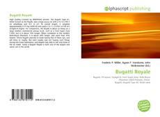 Bugatti Royale的封面
