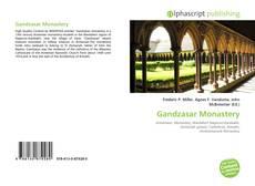 Portada del libro de Gandzasar Monastery