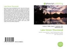 Borítókép a  Lake Strom Thurmond - hoz