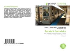 Bookcover of Accident Ferroviaire