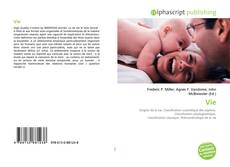 Bookcover of Vie