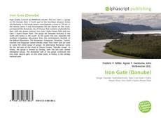 Bookcover of Iron Gate (Danube)
