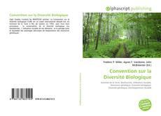Couverture de Convention sur la Diversité Biologique