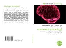 Copertina di Attachment (psychology)