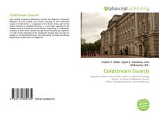 Bookcover of Coldstream Guards
