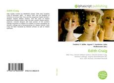 Portada del libro de Edith Craig