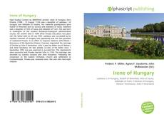 Bookcover of Irene of Hungary