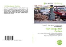 Bookcover of 1991 Bangladesh Cyclone