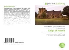 Buchcover von Kinga of Poland