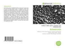 Capa do livro de Artemisinin