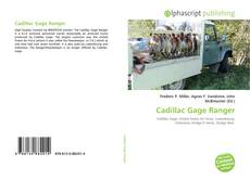 Bookcover of Cadillac Gage Ranger