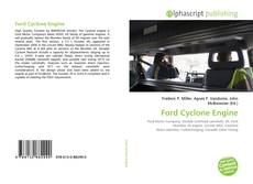 Bookcover of Ford Cyclone Engine