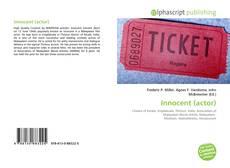 Bookcover of Innocent (actor)