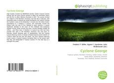 Bookcover of Cyclone George