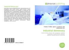 Bookcover of Industrial democracy