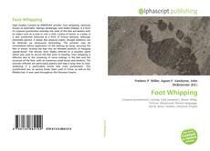 Copertina di Foot Whipping