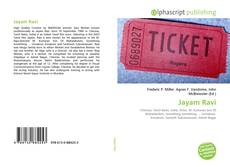 Bookcover of Jayam Ravi