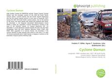 Bookcover of Cyclone Daman