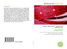 Buchcover von Jagadish