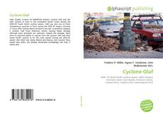 Bookcover of Cyclone Olaf