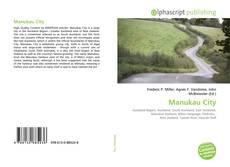 Bookcover of Manukau City