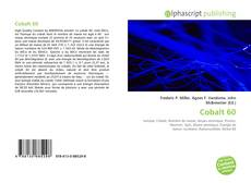 Bookcover of Cobalt 60